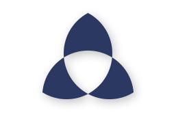 icono hilfe azul